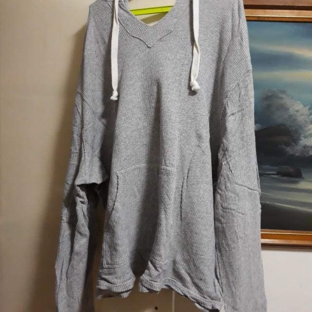 Bagsak PRESYO!!! PreLoved Hoodie Longsleeves SweatShirt (Mossimo Brand)
