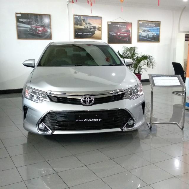 Promo Mobil Toyota