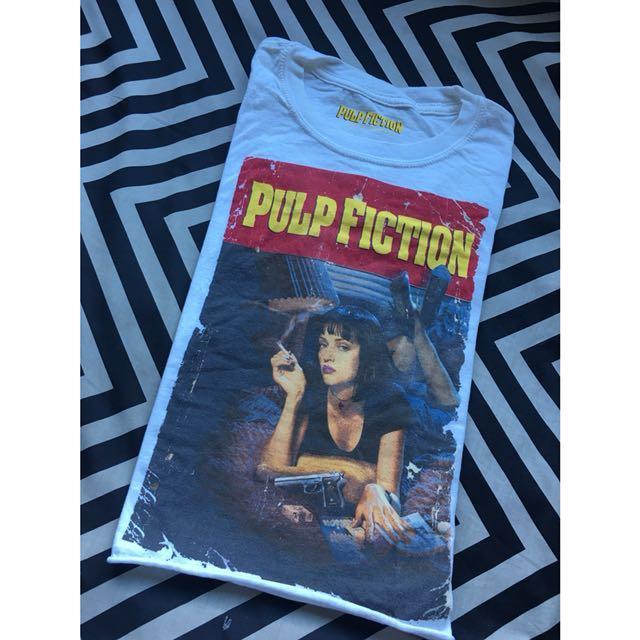 Pulp Fiction Vintage Tee