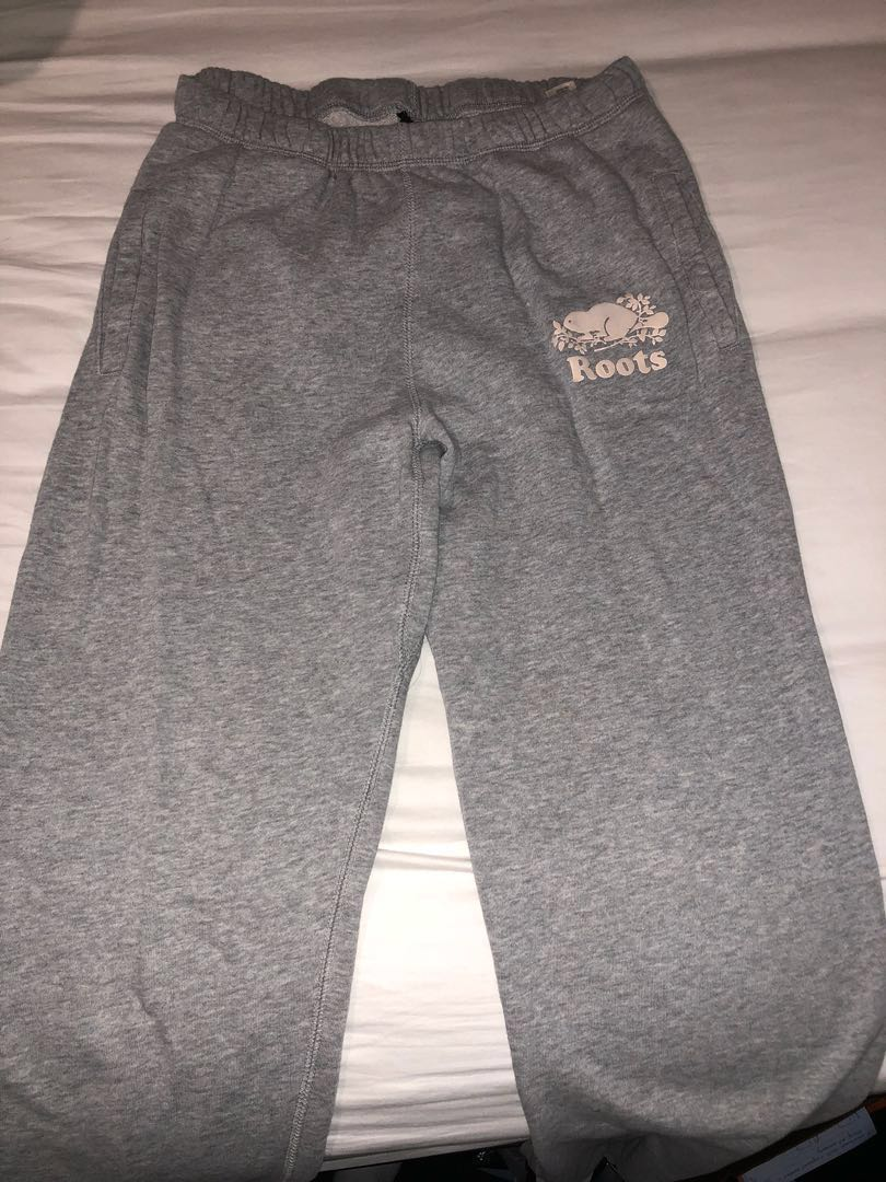 REDUCED Roots sweat pants