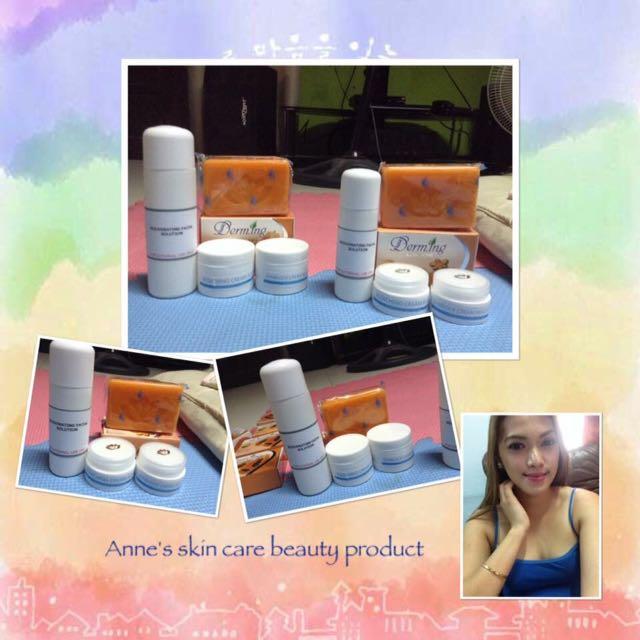 rejuvenating facial solution