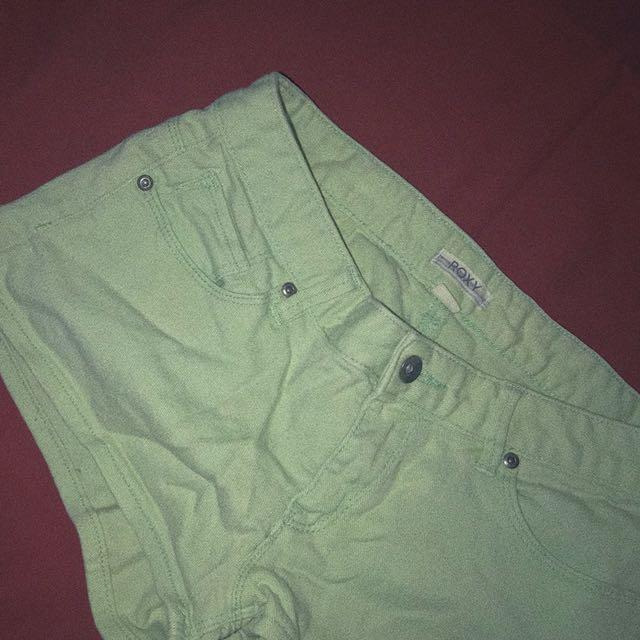 roxy short shorts