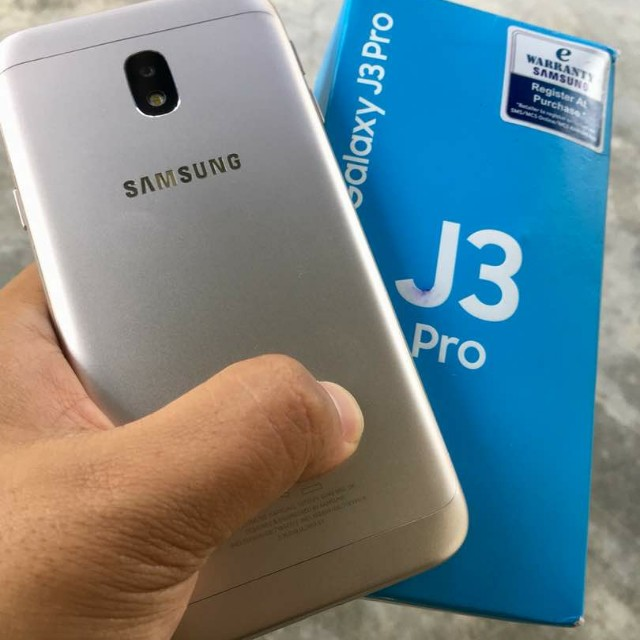 Samsung Galaxy J3 Pro Under Warranty Mobile Phones Tablets Android On Carousell