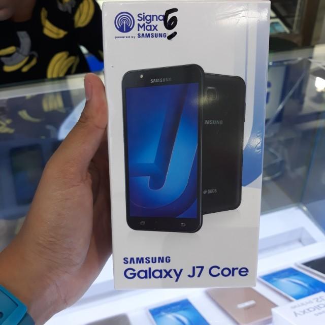 Samsung Galaxy J7 Core Elektronik Telepon Seluler Di Carousell