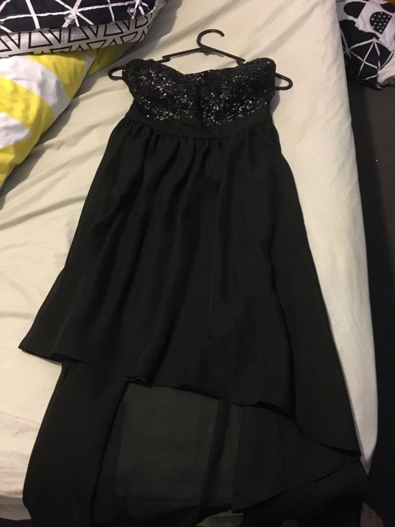 Sass Isabella sequin dress
