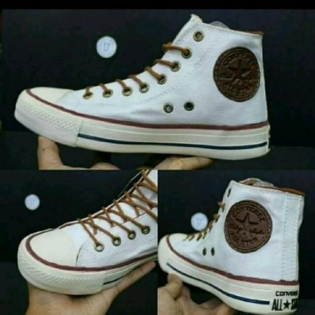Sepatu allstar Converse premium high made in Vietnam 468ed75851