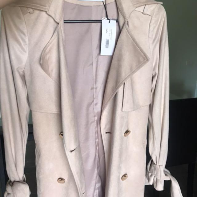 Sheike heartbreaker coat size 6