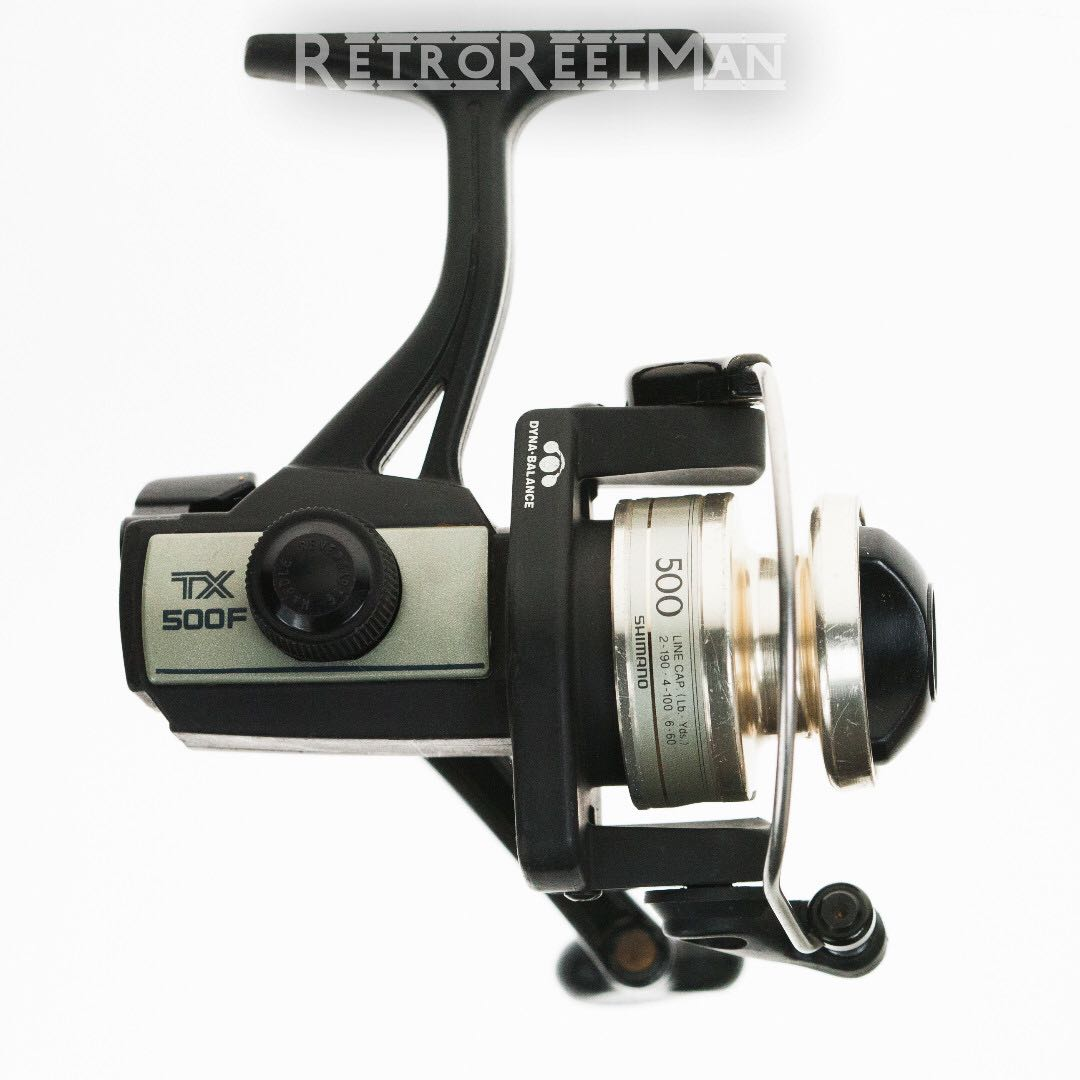 Shimano TX500F Ultra-Lite Spinning Reel Made in MALAYSIA