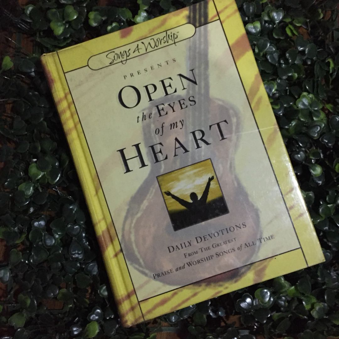 Songs For Worship: Open The Eyes of My Heart