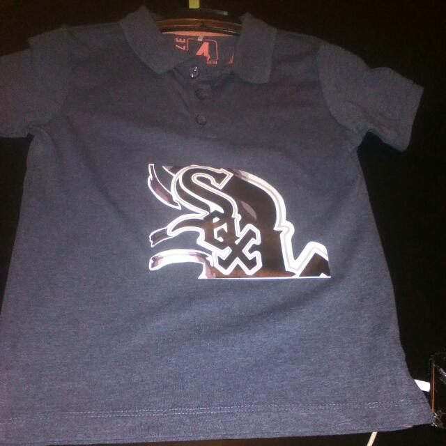 Reduced Sox Kids T-shirt Size 4
