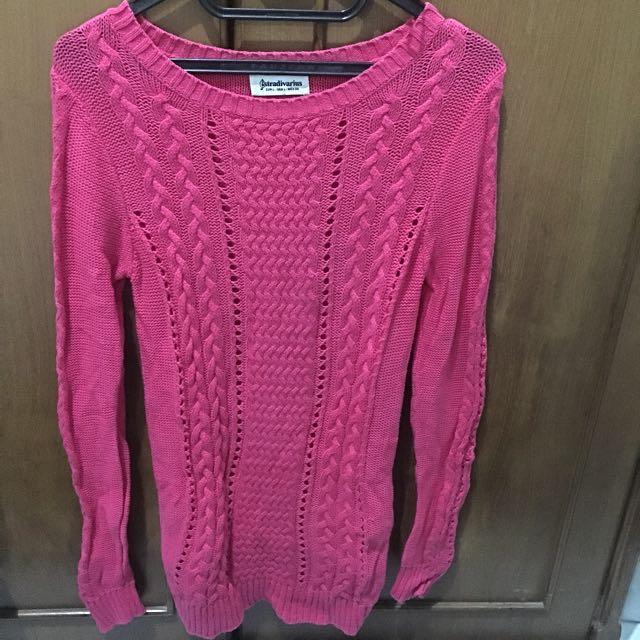 Stradivarius knit sweater