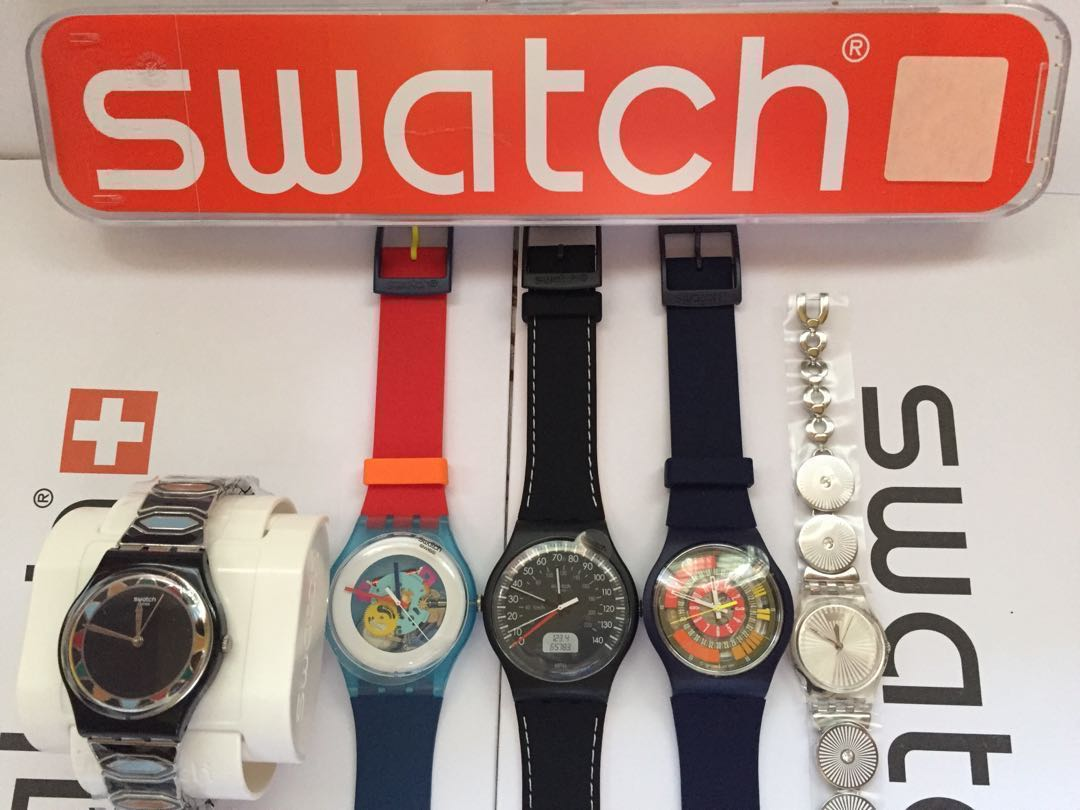Swatch new arrival