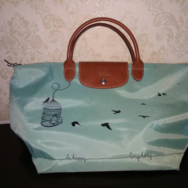 Tas longchamp bird cage