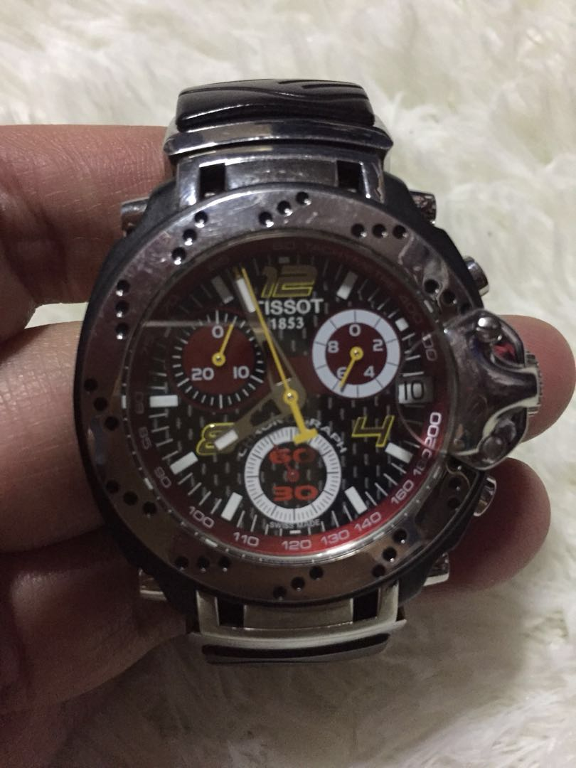 Tissot 1853 Moto GP watch