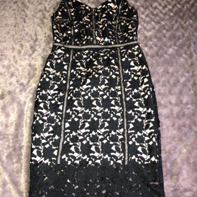Very classy lace dress