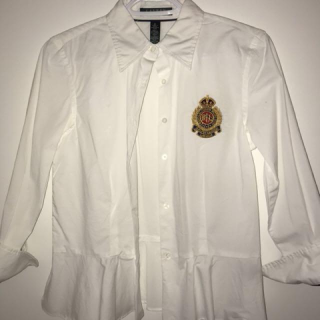 Vintage Ralph Lauren blouse