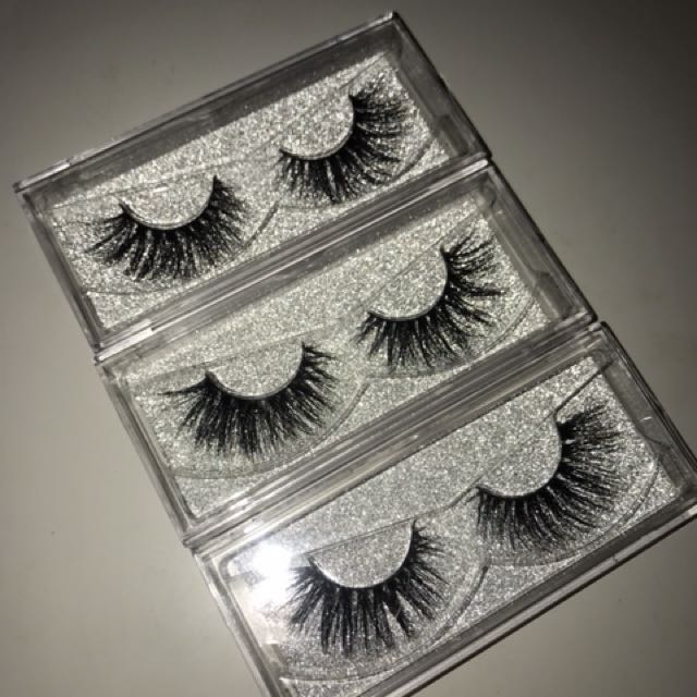 wispy lashes