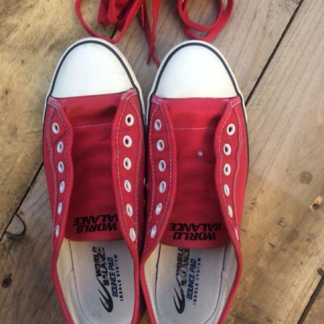World Balance sneakers