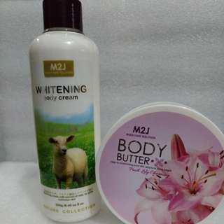 OBRAL!! M2J Body Cream & Body Butter