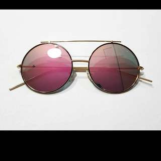 Korean Fashion Sunglasses Projekt Product (Pink)