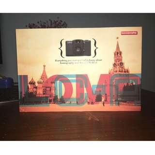 Lomo LC-Wide 相機相集