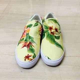 🚚 【9.9成新】HUF 懶人鞋 24.5cm