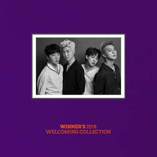 <<代購>>Winner- Winners 2018 Welcoming Collection