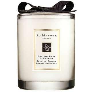 JO MALONE LONDON English Pear & Freesia home candle 60g