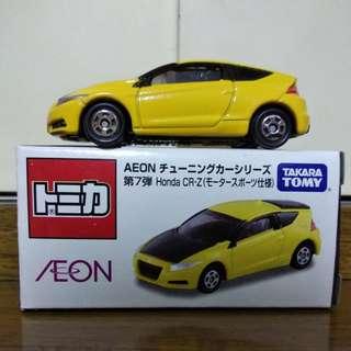 TOMY TOMICA AEON 第7彈 HONDA CR-Z