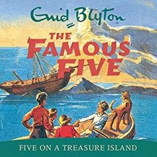 Famous Five : Book 1 - Five on a Treasure Island - Enid Blyton