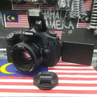 USED CANON EOS 60D SEMIPRO DSLR BODY