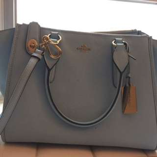 Coach Carryall Crossbody
