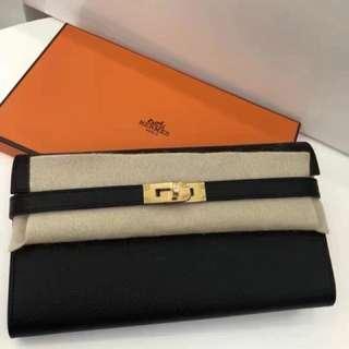 Hermes wallet-只賣正貨。可到全球尊櫃驗貨