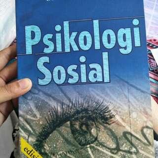 Psikologi sosial ( H. Abu ahmadi)