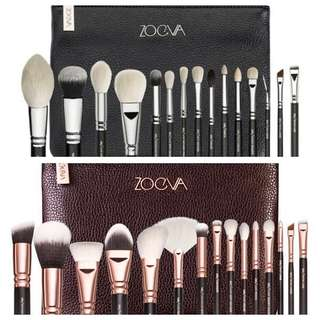 Zoeva Make-up brushes