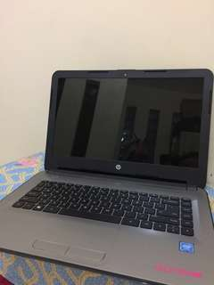 DIJUAL NOTEBOOK HP 14""
