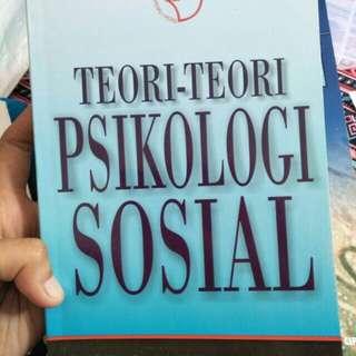 Teori - Teori Psikologi Sosial