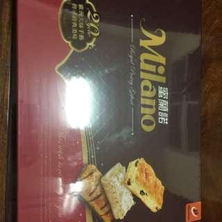 蜜蘭諾餅乾禮盒