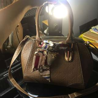 PRADA BAG (Brown)