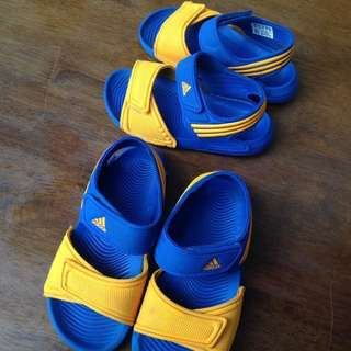 Authentic Adidas Kids Sandal uk10 uk12