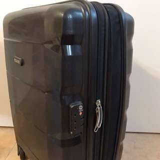 CABIN SIZE American Tourister luggage black