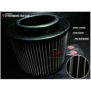 AIR FILTER VIGO STAINLESS STEEL