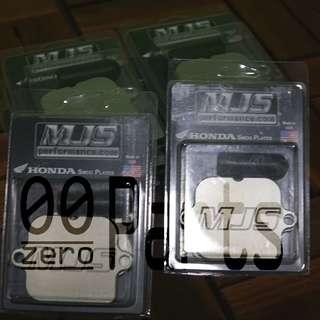 [Ready Stock] MJS Honda Smog Plates