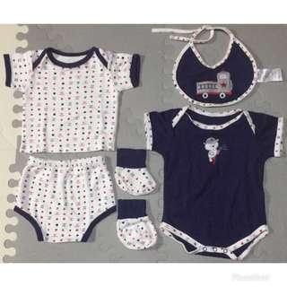 Juniors Newborn Clothes Set
