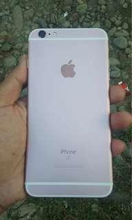 iPhone6s Plus Rose gold