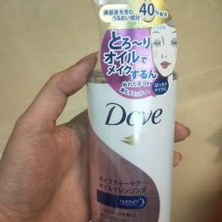 🚚 多芬卸妝油