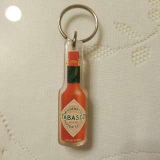 Tabasco 鎖匙扣 (包郵)