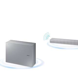 Brand New Samsung Bluetooth HDMI Soundbar HW-J551 (sealed)