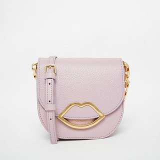 🚚 lulu guinness👠側背斜背兩用包