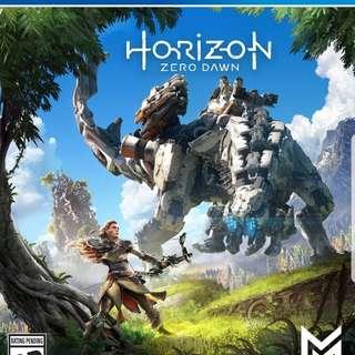 Horizon Zero Dawn, DriveClub PS4